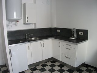 BEAUTIFUL STUDIO 100 METRES FROM THE BEACH RESIDE