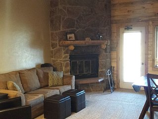 Renovated Condo Sleeps 8 In 2+BR/2BA at the Inn at Silvercreek