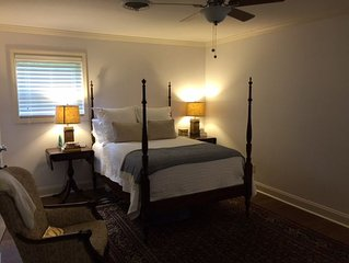 Ole Miss/Oxford Fall Weekend Rental - Near Oxford Square & Ole Miss Campus