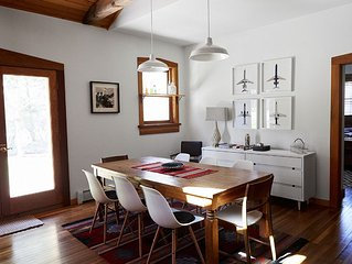 FLATROCK HOUSE a modern escape in the Catskills