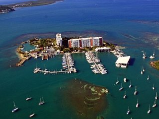 Private Island With 3 Pools, Private Beach, Tennis Court And More!$499 wk