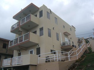 Fully Equipped Villa for 6 guests with Spectacular Bay View At Culebra Island