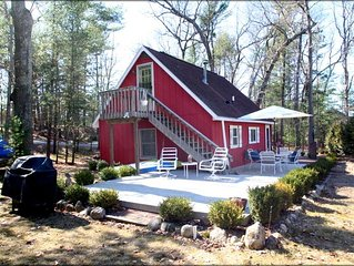 Perfect Up-north cottage near the scenic village of Pentwater