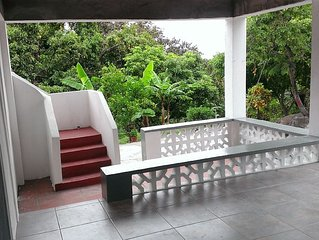 Family home approximately 20 minutes walk to St. George's (Grenada capital)