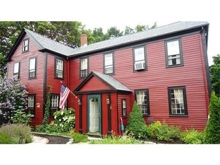 Antique House in Historic Newburyport MA