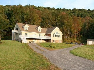 Cooperstown area Apartment overlooking Canadarago Lake – 15 mins. to Dreams Park