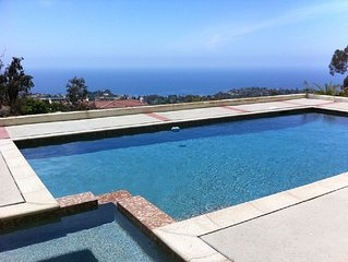 Gorgeous Beach Estate W/ Panoramic Ocean Views From Every Room!!!