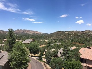 Magnificent Mountain Home With Million Dollar Panoramic Views!  Hiking Trails!