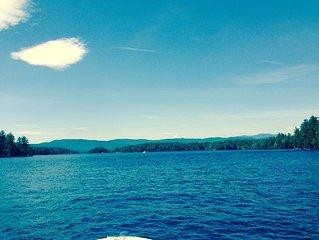 Heavenly & Peaceful Squam Lake