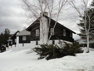 Lovely  Ski Chalet 1 mile from Stratton Mountain access Rd many update