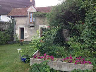 Charming Cottage Set In The Loire Valley Just Minutes From Sancerre