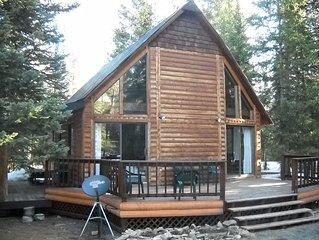 Mountain Getaway Cabin