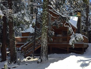 Cozy Shaver Lake Cabin west village  WIFI  completely remodeled
