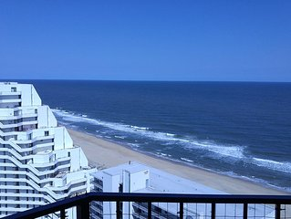 Oceanfront Condo Spectacular Views,  Oceanfront Pool with direct beach access