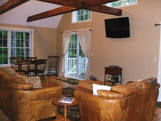 YORK/OGUNQUIT AREA LARGE BEAUTIFUL HOME W AMENITIES FOR SUMMER RENTALS