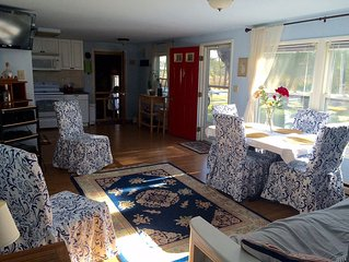 2 Br Home Near Beach Without The Crowds