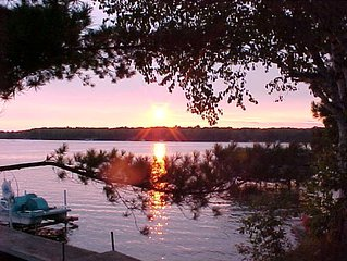 Direct Lake Front Only $799 week from Aug 27th to Oct. 10th