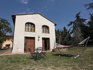 Private Hayloft with Garden Near Montespertoli -  with Wi-Fi