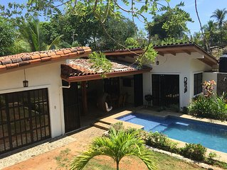 CASA LA PINA!!!  OUTDOOR LIVING WITH PRIVACY, NATURE, RELAXATION, & SURF