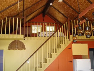 Cottage In Tewkesbury 30 Minutes From Old Quebec City On A 120 Acres Farm.