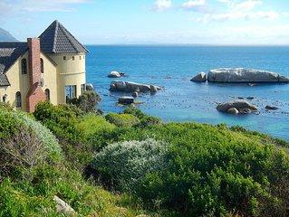 Ocean-Front Luxury In Simon's Town Near Cape Point