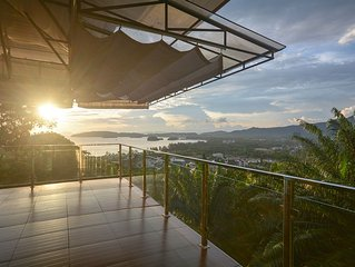 Ao Nang Mountain Top Villa