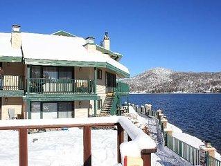 Lagonita Lodge ** Christmas