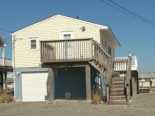 Tuckerton Beach Waterfront Bungalow, Close To Long Beach Island & Atlantic City!