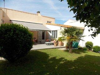 Maison pour 4 personnes proche de La Rochelle