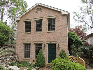 Modern Two-Story Charmer in Historic Downtown Shepherdstown