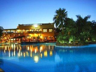 Beautiful Apartment in the Heart of Sharm of Shiekh - 4 Star Resort Amenities