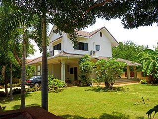 Tropical Seaview Villa, Pranburi, Hua Hin