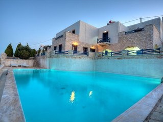 Villa With A Private Swimming Pool Very Close To Sea  Silent and restfully