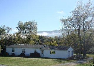 Cozy Mountain Retreat near Lock Haven, PA -3 bedrooms/2 full bath