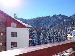Stunning On-Piste 1 Bedroom South-Facing Apartment