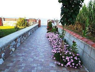 Seaside House 2 bedrooms,  Lesbos Island Greece
