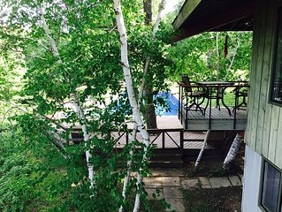 SPECTACULAR VIEWS, Family Friendly 5 bedroom home in the beautiful Hudson Valley