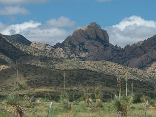 Cochise Stronghold National Forest Getaway