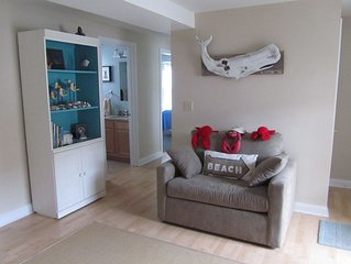 Relax and Enjoy Your Vacation in a 2 Bedroom Condo Close to Goose Rocks Beach
