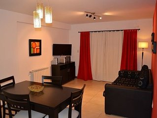 Premium Apartment with swimming pool, garage & gym. General Paz District-Cordoba