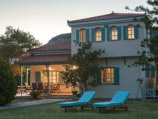 Luxury Villa on Samos