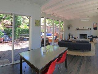 Mid-Century Modern, Vacation Home
