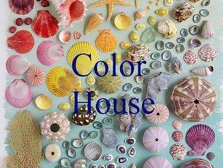 Welcome To Cascais - Color House