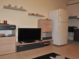 Cozy apartment near the city center-free wi-fi