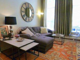 Luxury 2BR Condo Sleeps 3 In Manhattan