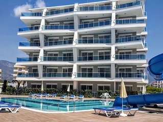 Luxurious Brand New Apartment In Alanya