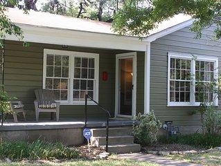 Vintage 3/1 Cameron Park House--sleeps 8; 5 Min To Downtown And Baylor Stadium