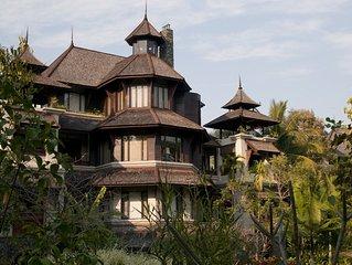 Lana Thai Villa at the Four Seasons Resort Chiangmai