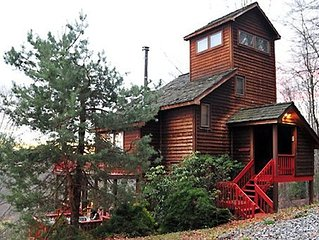 Beautiful Valley Views! Just 5 miles from Timberline & Canaan Valley Ski Resorts