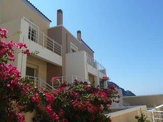 Villa Lucia in Plakias beach.